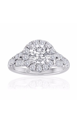 Imagine Bridal Engagement Ring 61296D-4/5 product image