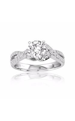 Morgan's Bridal Engagement Ring 61326D-1 3 product image