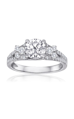 Imagine Bridal Engagement Rings 61346D-3 8 product image