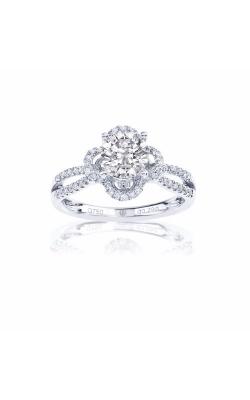 Imagine Bridal Engagement Ring 61646D-1/3 product image