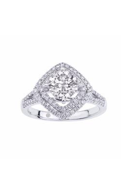 Morgan's Bridal Engagement ring 62846D-3 8 product image