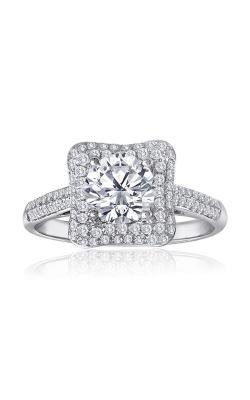 Imagine Bridal Engagement Ring 62966D-2/5 product image