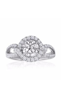 Morgan's Bridal Engagement ring 63486D-3 8 product image
