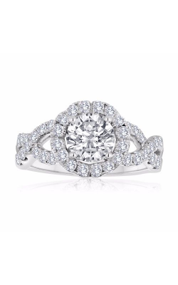 Imagine Bridal Engagement Rings 64386D-5 8 product image