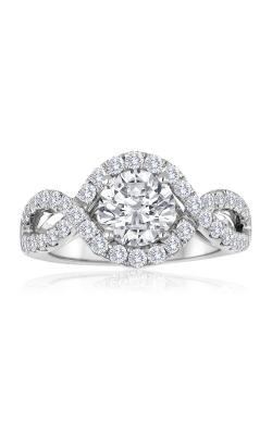 Morgan's Bridal Engagement ring 65386D-5 8 product image