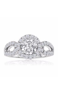 Morgan's Bridal Engagement ring 65406D-3 4 product image