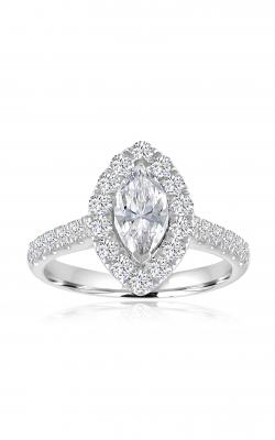 Imagine Bridal Engagement Ring 60266D-4 5 product image