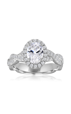 Morgan's Bridal Engagement ring 60676D-1 2 product image