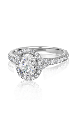 Morgan's Bridal Engagement ring 64216D-1 5 product image