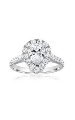 Imagine Bridal Engagement Rings 64256D-3 4 product image