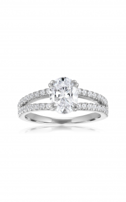 Imagine Bridal Engagement Rings 64366D-3 8 product image