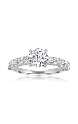 Morgan's Bridal Engagement ring 66111D-3 4 product image