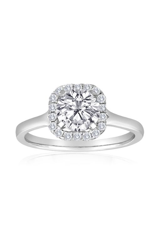 Imagine Bridal Engagement Rings Engagement ring 62226DP-S-PLAT-1 5 product image