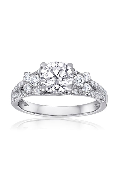 Imagine Bridal Engagement ring 61346D-3 8 product image