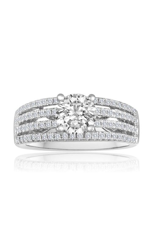 Imagine Bridal Engagement Rings 62886D-3 8 product image