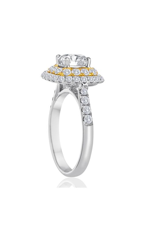 Imagine Bridal Engagement ring 63126D-WY-1 3 product image