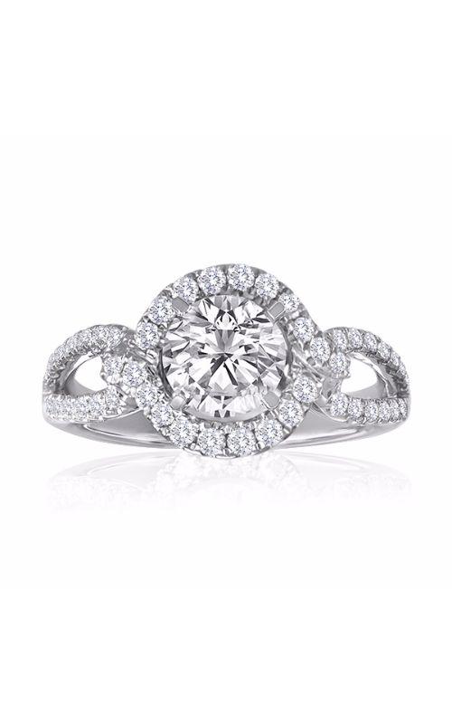 Imagine Bridal Engagement Rings 63486D-3 8 product image