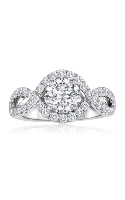 Imagine Bridal Engagement Rings 65386D-5 8 product image