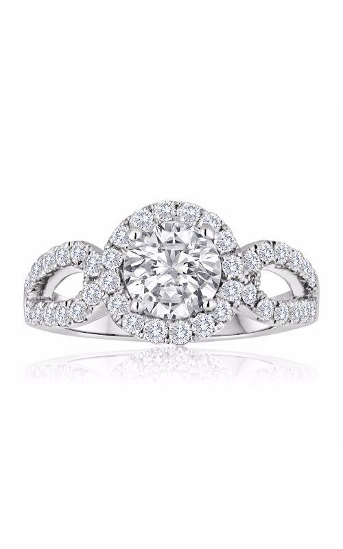 Imagine Bridal Engagement ring 65406D-3 4 product image