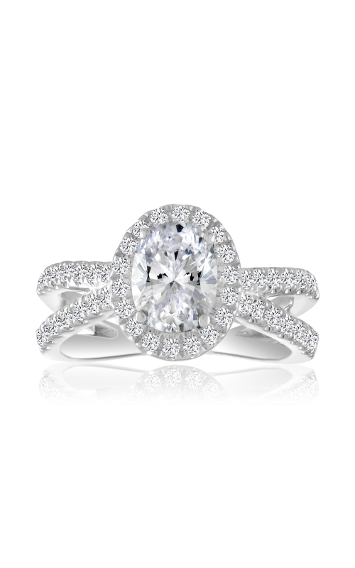 Imagine Bridal Engagement ring 60466D-5 8 product image