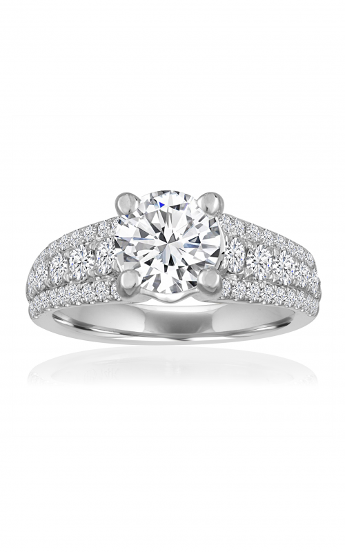Imagine Bridal Engagement Ring 60526D-3/4 product image