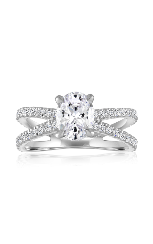 Imagine Bridal Engagement ring 63555D-5 8 product image