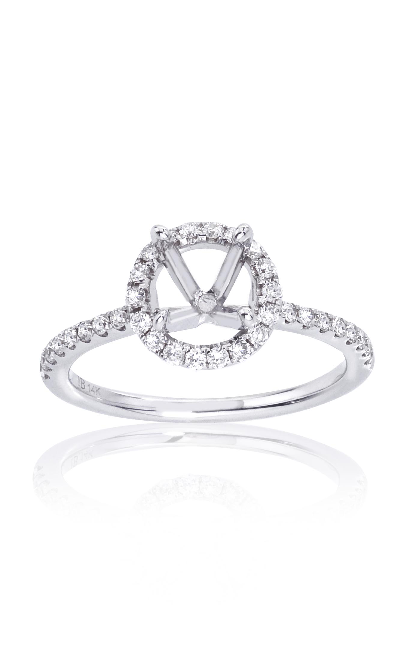 Imagine Bridal Engagement Rings 62256D-S-1 6 product image