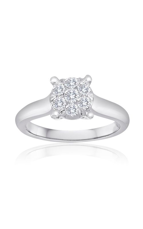Imagine Bridal Engagement Ring 60006D-1/3 product image