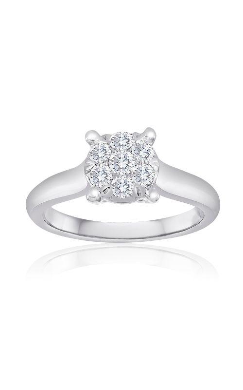 Imagine Bridal Engagement Ring 60006D-1/3 product image