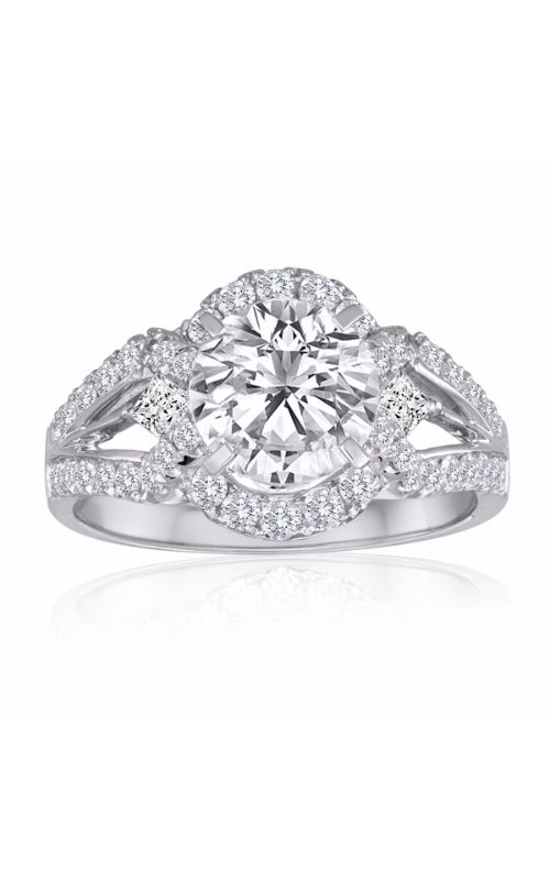 Imagine Bridal Engagement Rings 62006D-3 4 product image