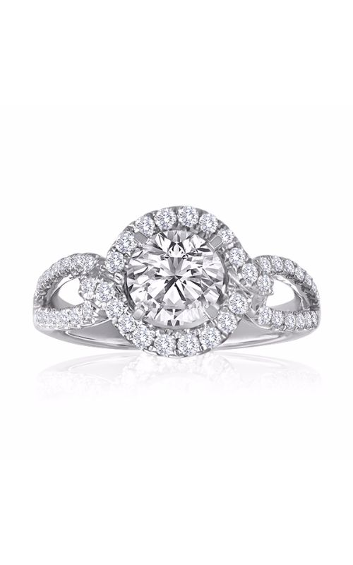 Imagine Bridal Engagement Rings 63486D-3 8 product image