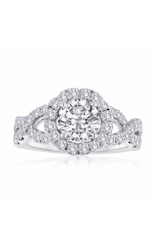 Imagine Bridal Engagement Rings 64386D-5 8 product image