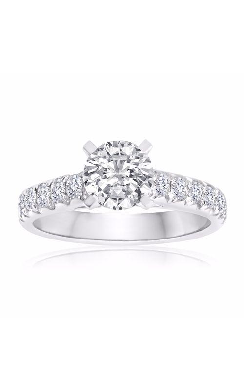 Imagine Bridal Engagement Rings 61176D-3 4 product image