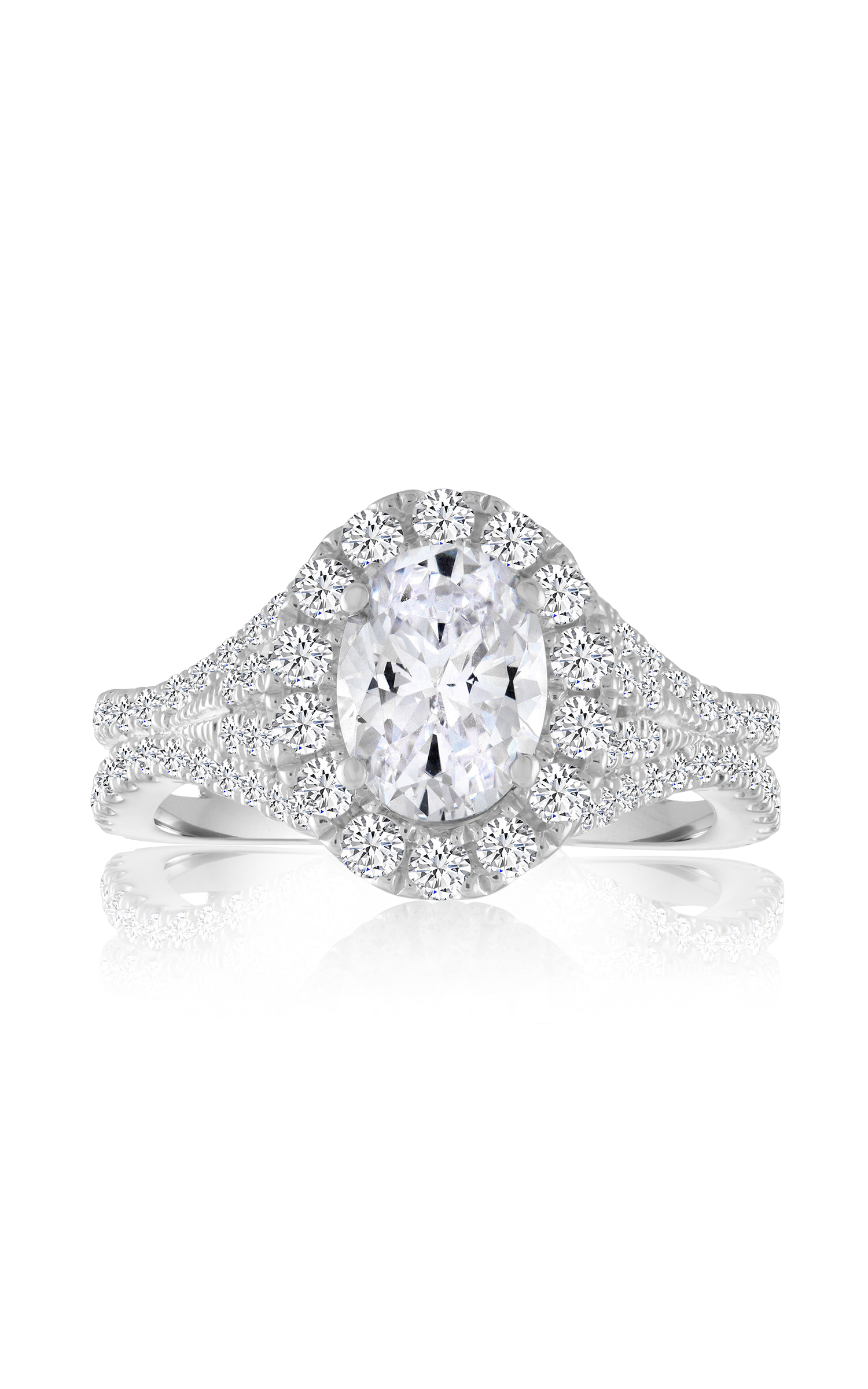 Imagine Bridal Engagement Rings 60102D-1 product image