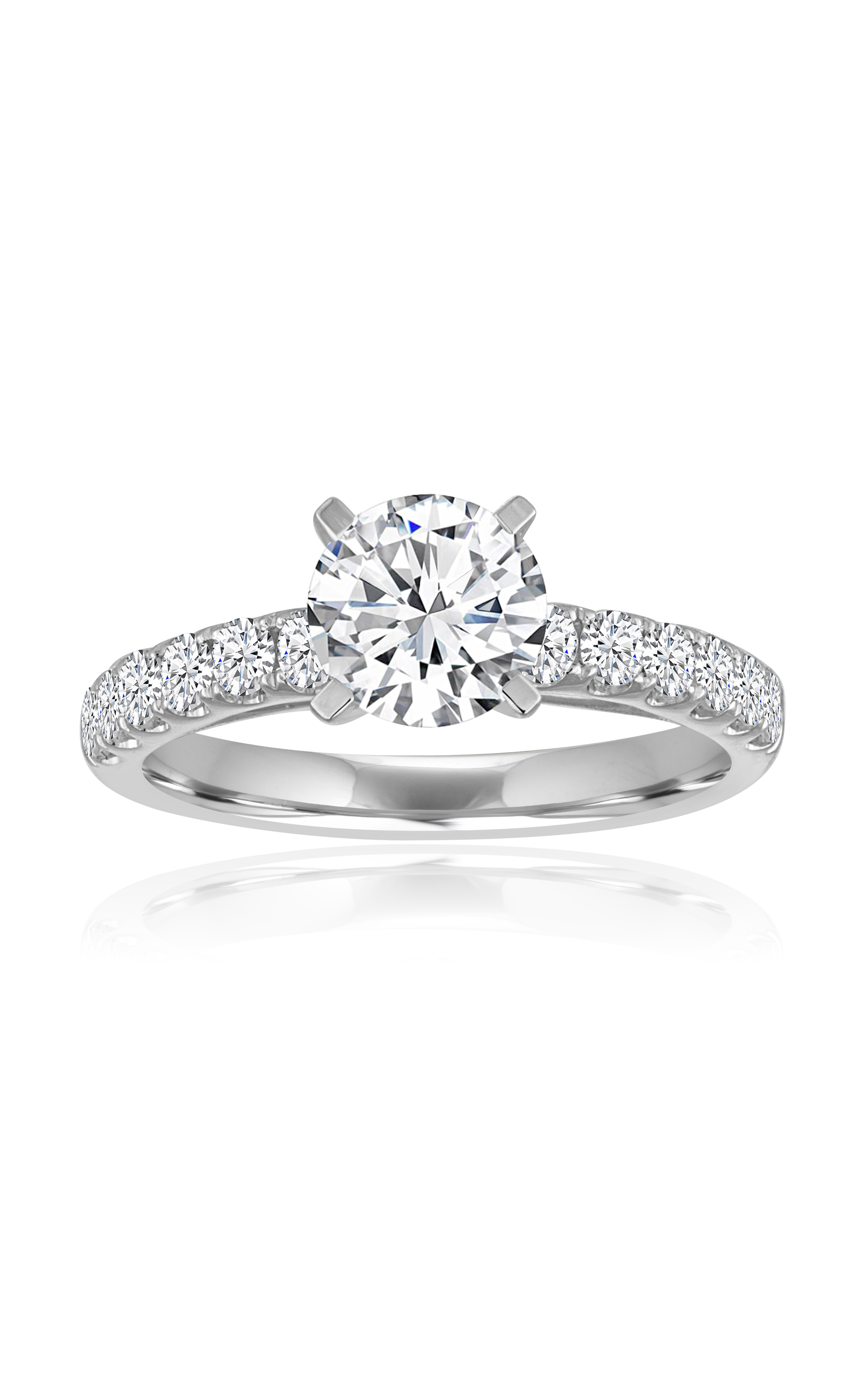 Imagine Bridal Engagement Rings 60156D-1 4 product image