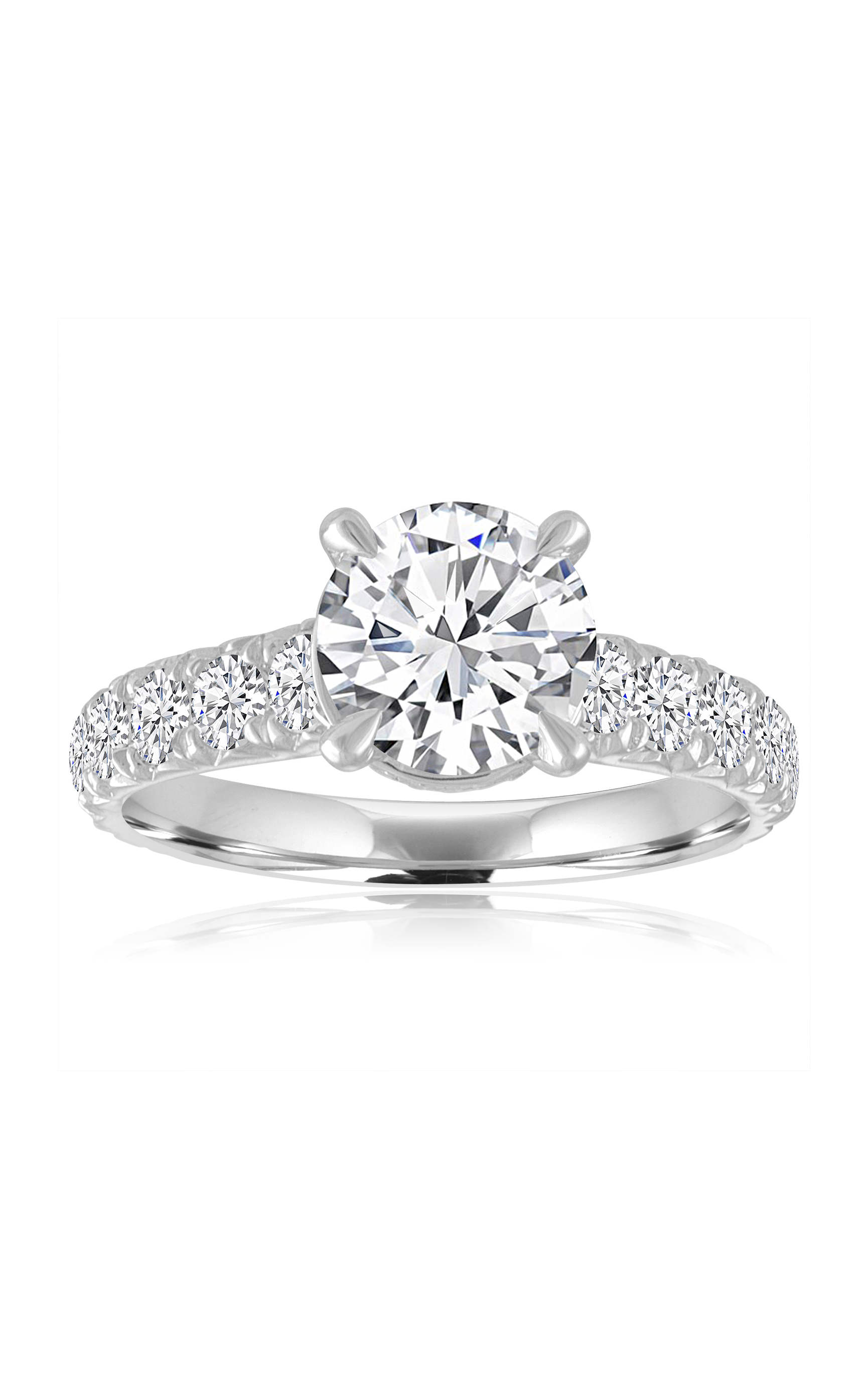 Imagine Bridal Engagement Rings 60196D-4 5 product image