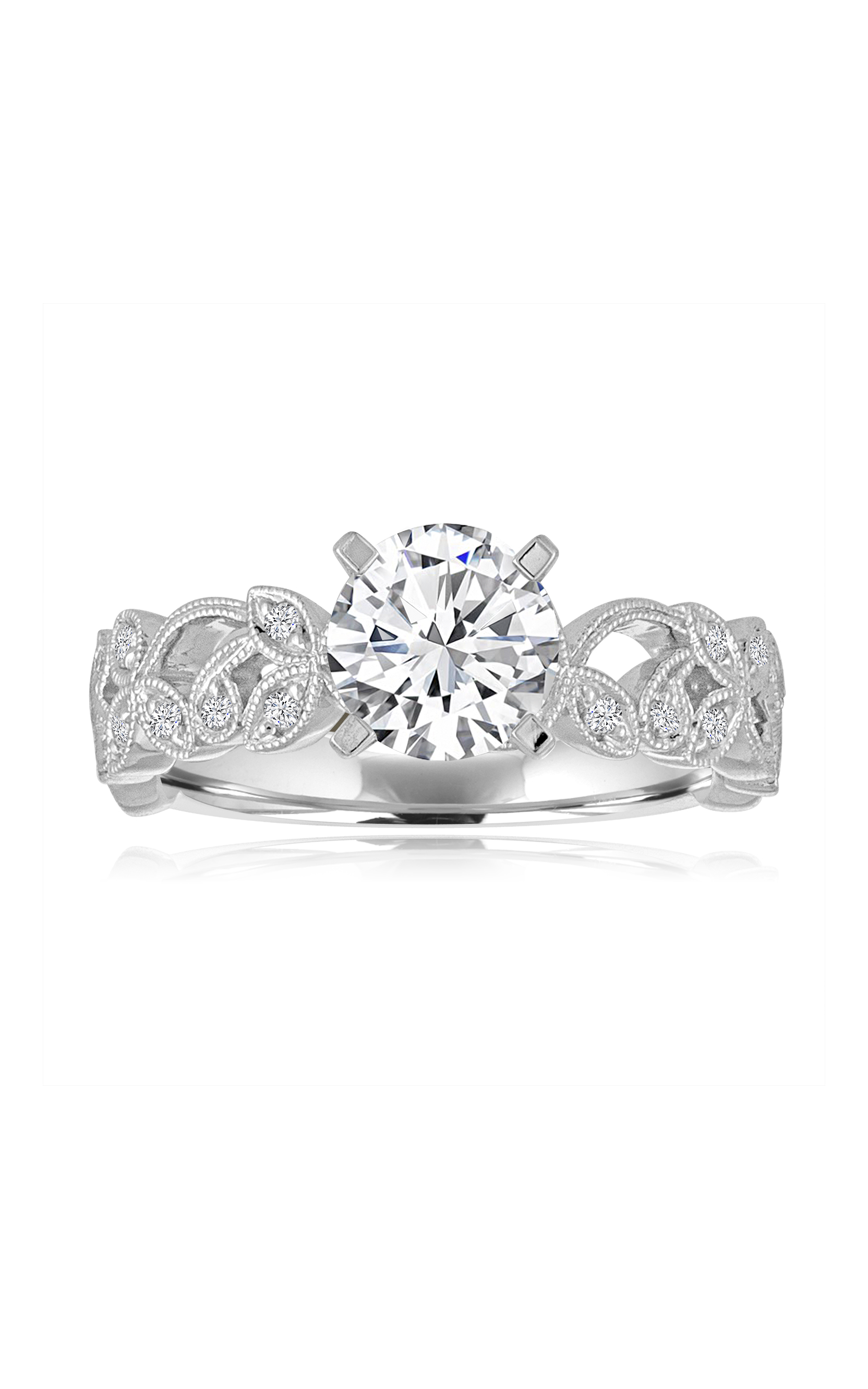 Imagine Bridal Engagement Ring 60226D-1/6 product image
