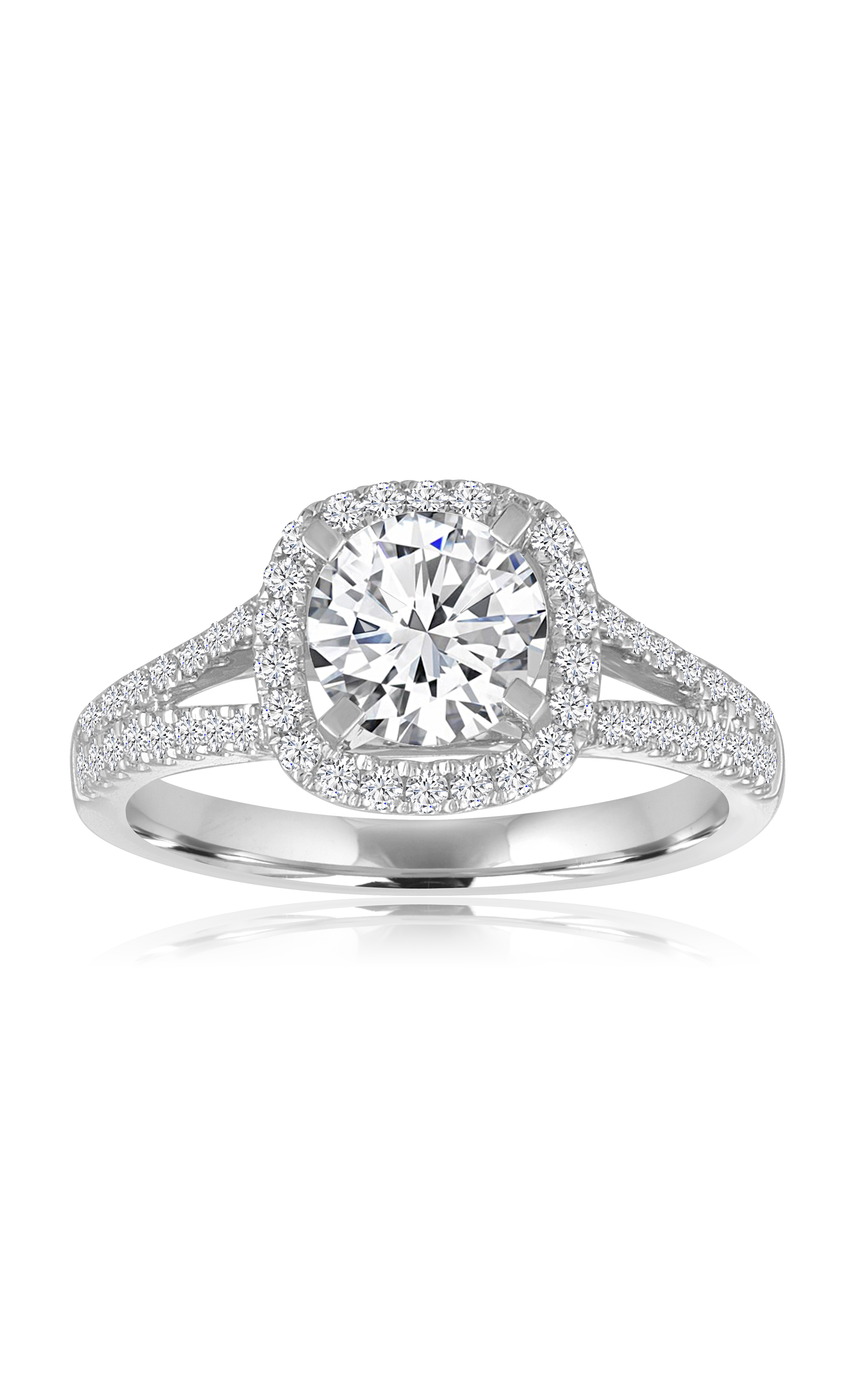 Imagine Bridal Engagement Ring 60606D-3/8 product image