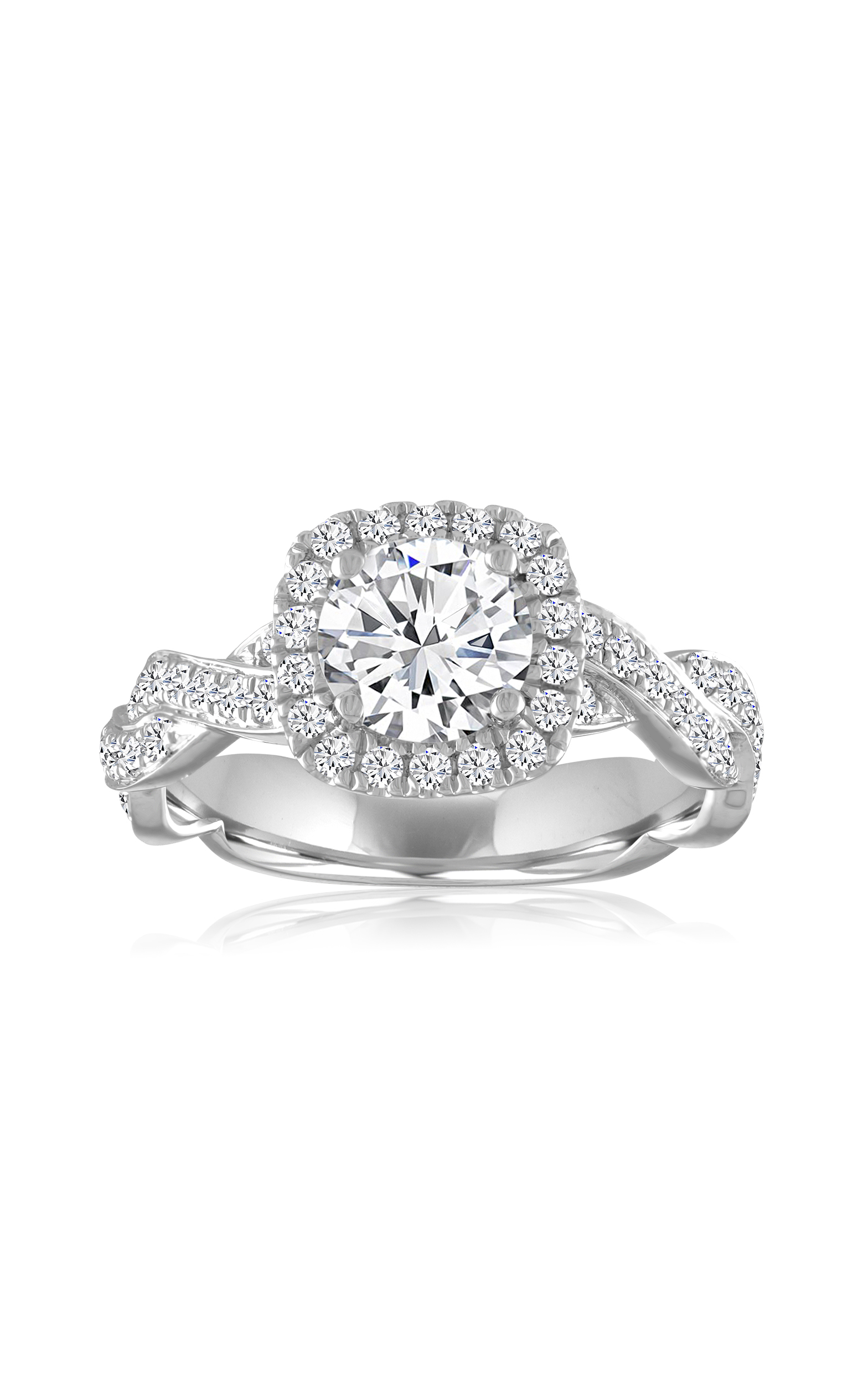 Imagine Bridal Engagement Rings 60666D-1 2 product image