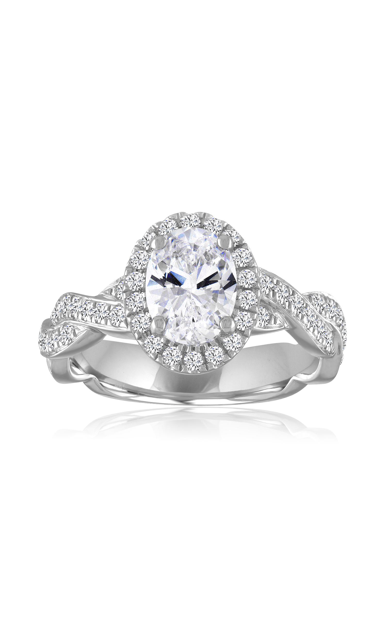 Imagine Bridal Engagement Ring 60676D-1/2 product image
