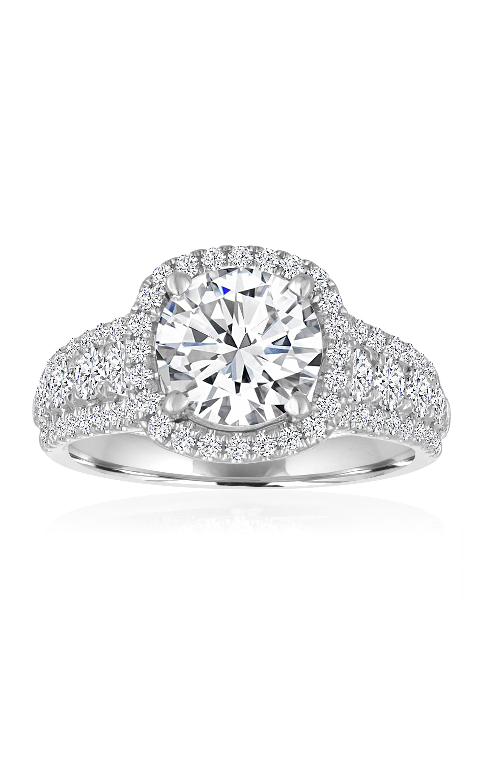 Imagine Bridal Engagement Rings 60706D-4 5 product image