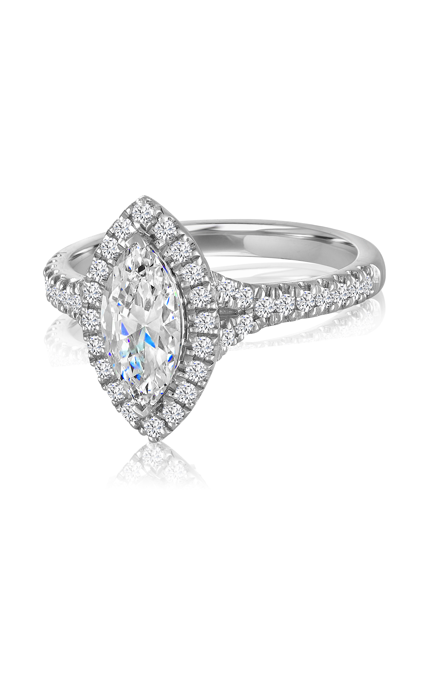 Imagine Bridal Engagement Rings 62216D-1 5 product image