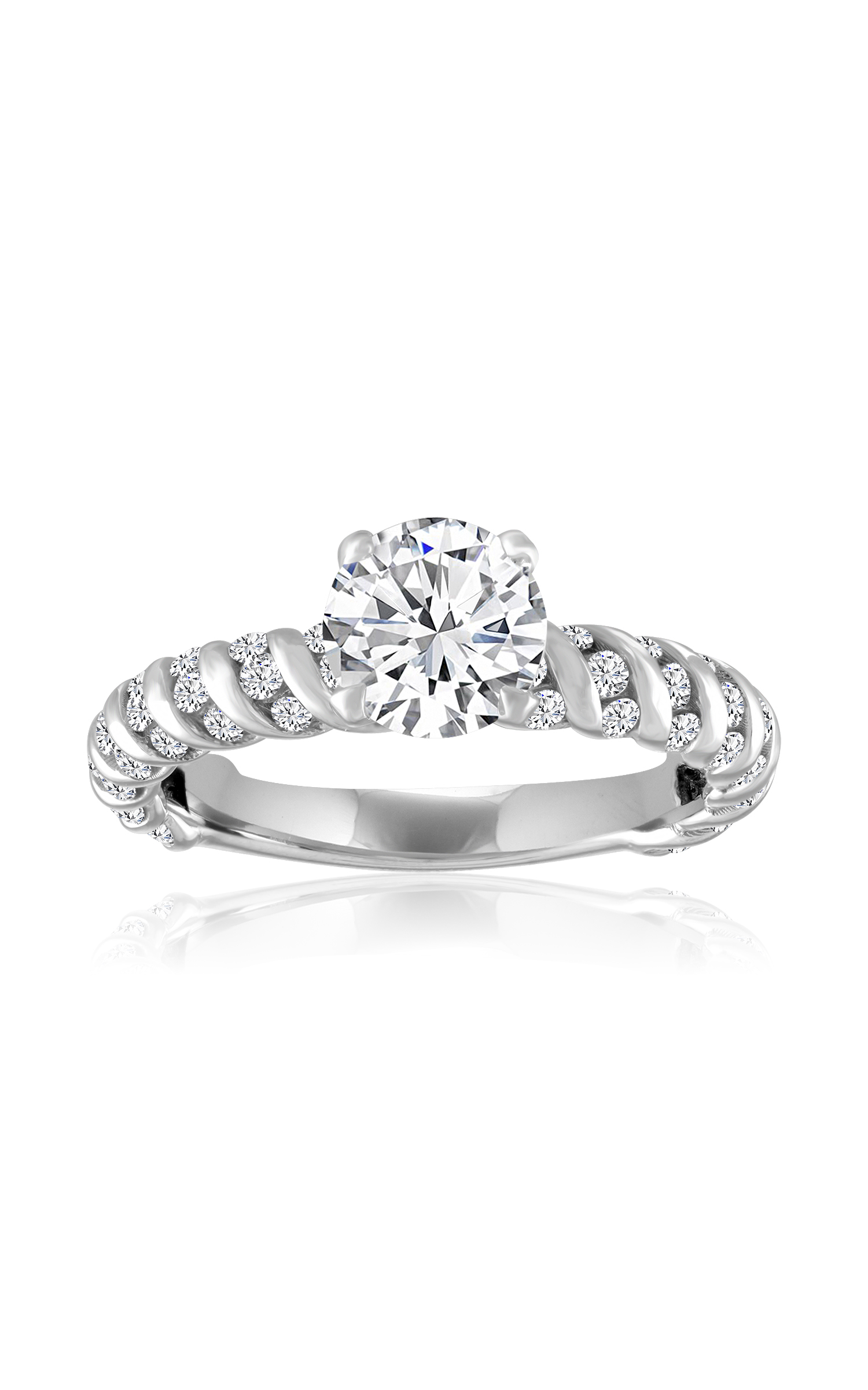 Imagine Bridal Engagement Ring 62516D-2/5 product image