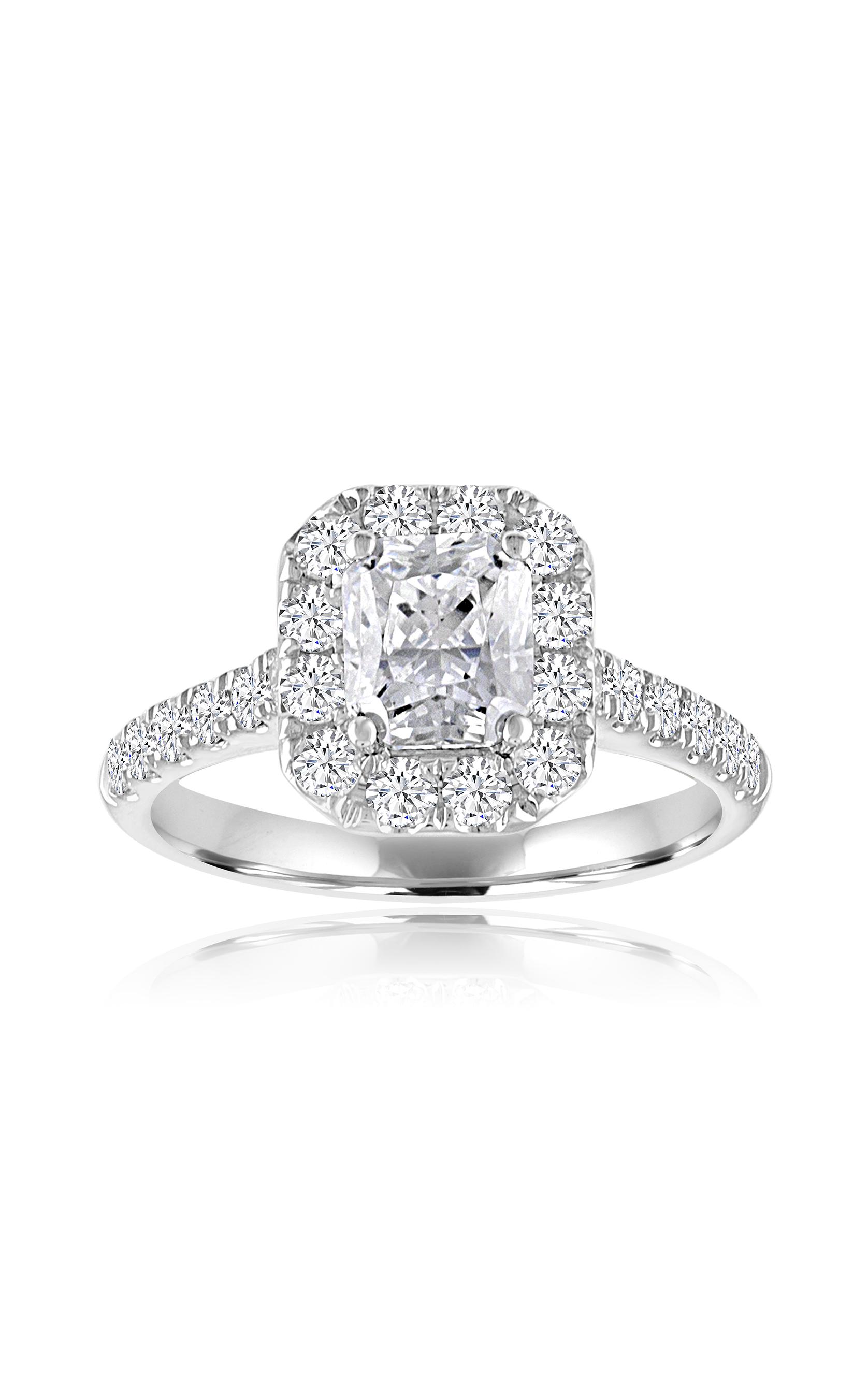 Imagine Bridal Engagement Ring 63246D-3/4 product image