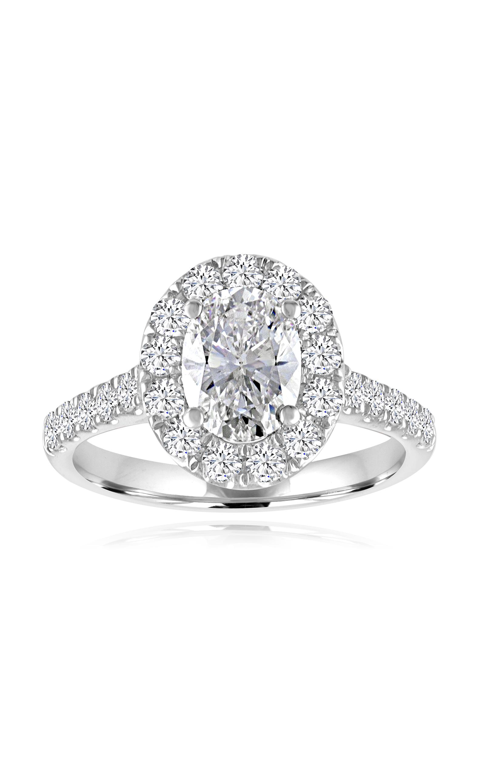 Imagine Bridal Engagement Rings 63256D-3 4 product image