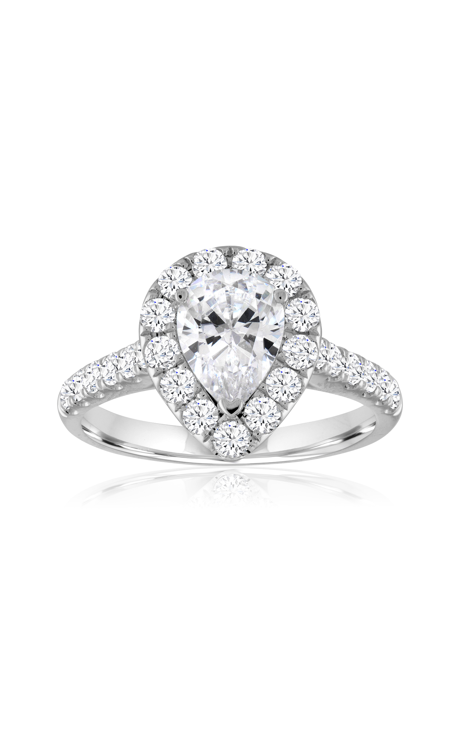 Imagine Bridal Engagement Ring 64256D-3/4 product image