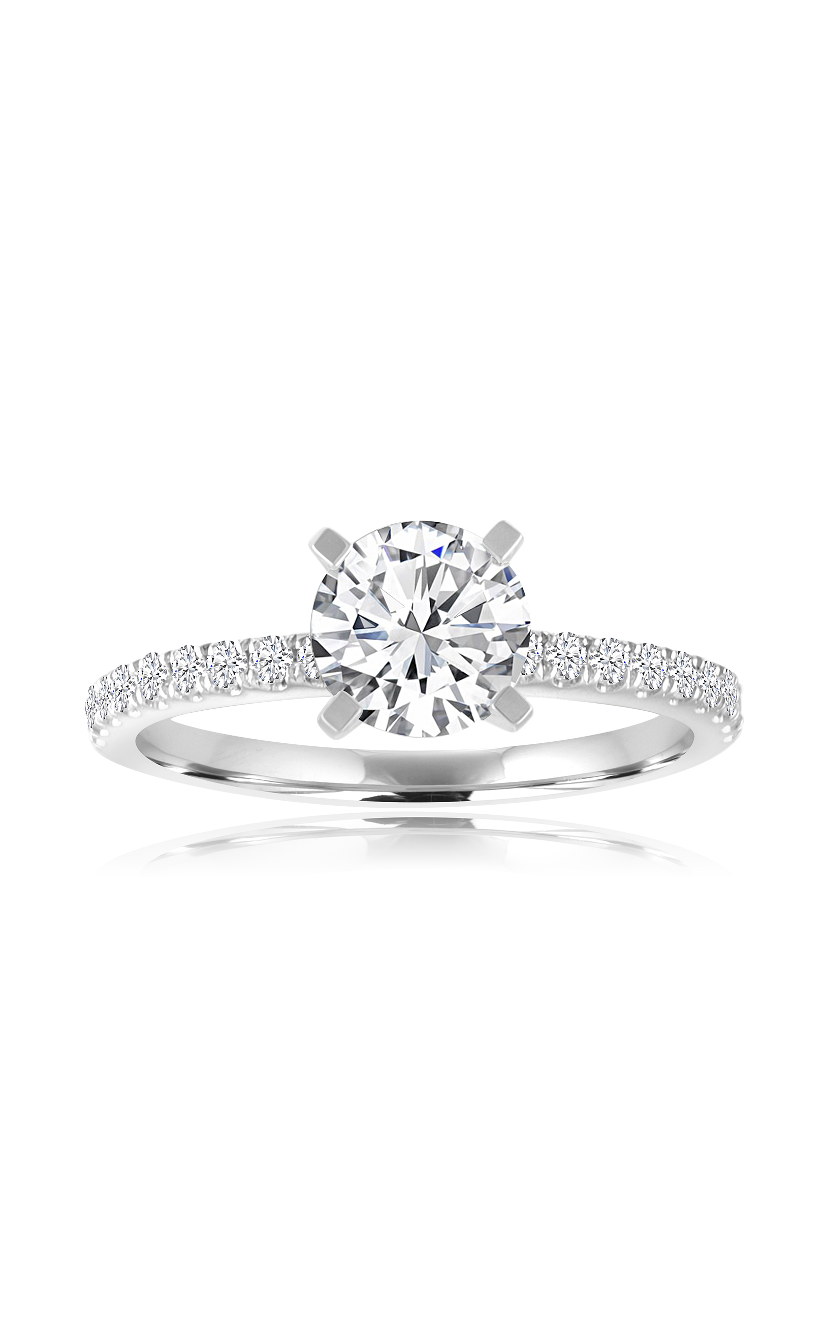 Imagine Bridal Engagement Rings 66156D-1 4 product image