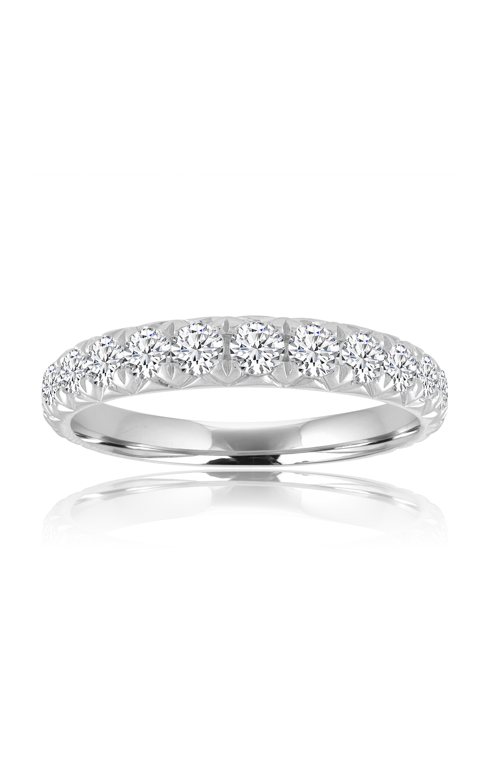 Imagine Bridal Wedding Bands 73196D-4 5 product image