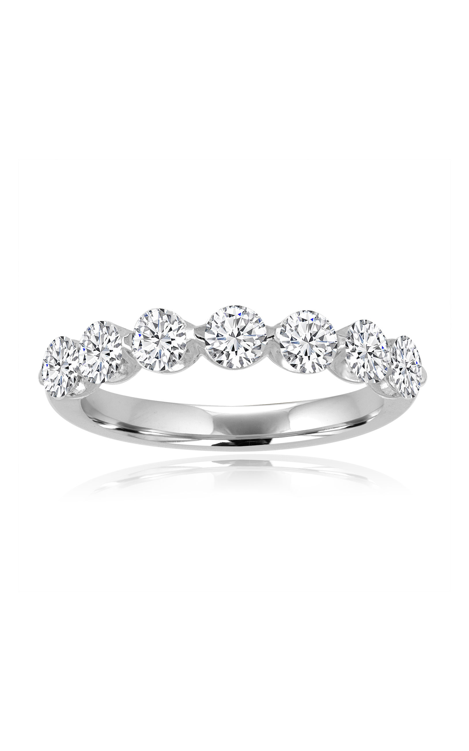 Imagine Bridal Wedding Bands 77336D-1.25 product image