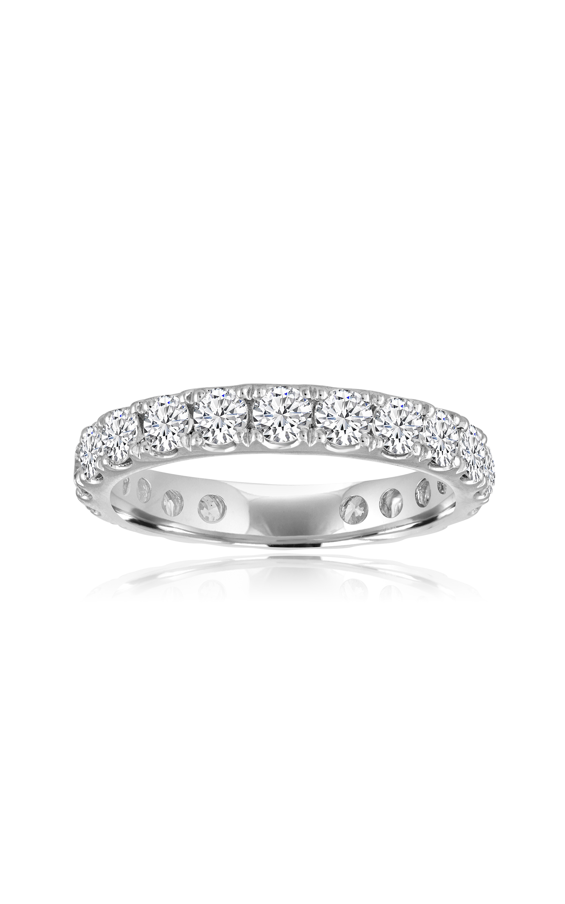 Imagine Bridal Wedding Band 80156D-1.25 product image